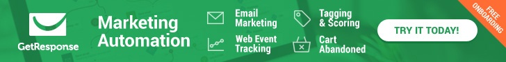 Get Response - Powerful Email Marketing